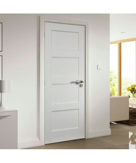 Deanta HP1 Primed White Door