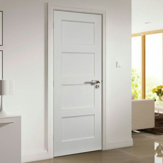 Deanta HP1 Primed White Door