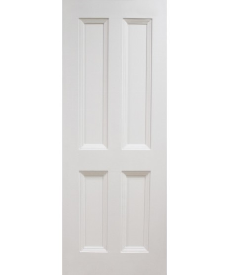 Cambridge White primed Door