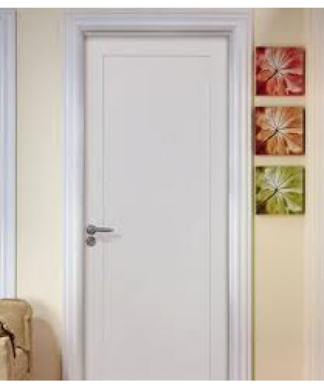Shaker Primed White Door