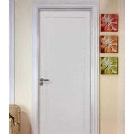 Shaker Primed White Door