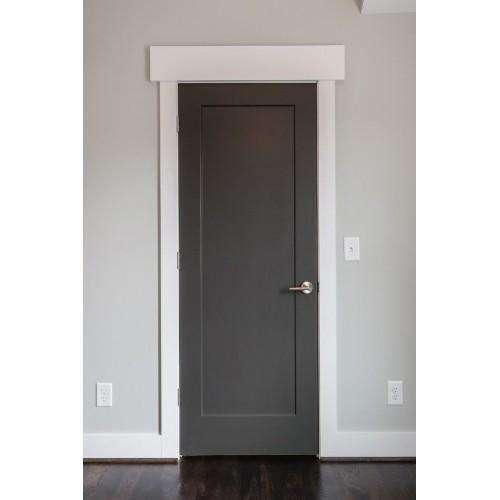 Hampton Primed Shaker Door
