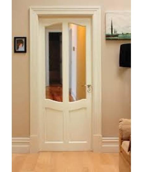 Deanta VR20G Primed White Door