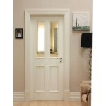 Deanta WR1G Primed White Door (unglazed) WR1G