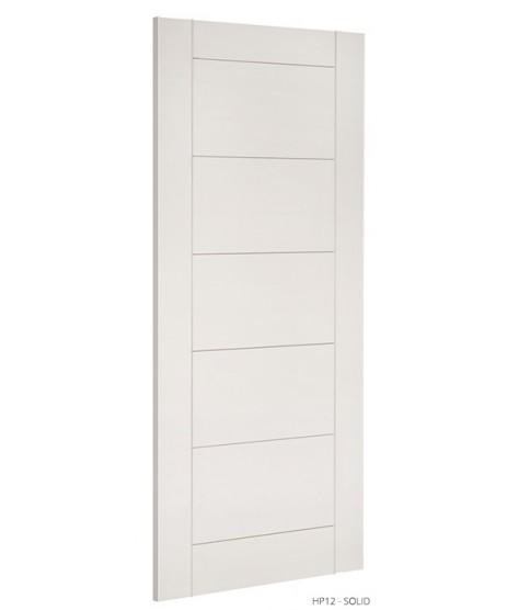Deanta HP12 Primed White Contract Door