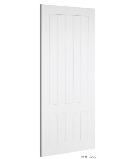 Deanta HP38 Primed White Door