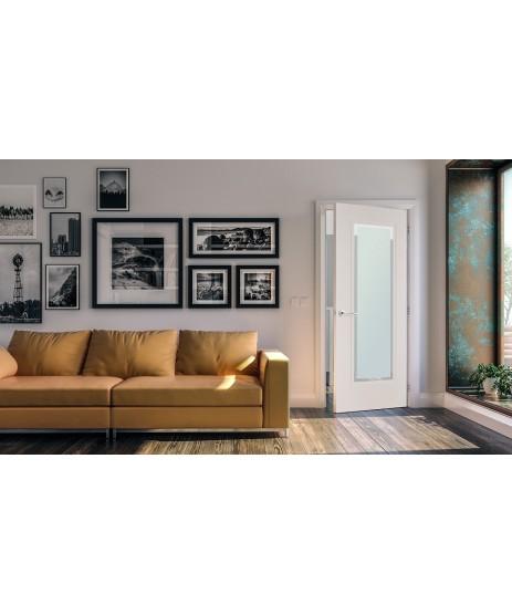 Deanta NM11 Primed White Door