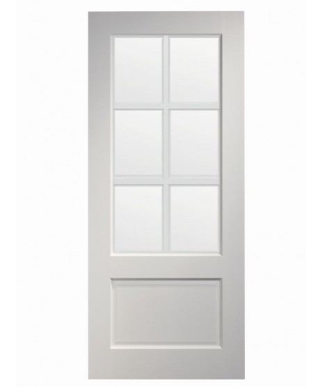 Deanta NM3GB Primed White Door
