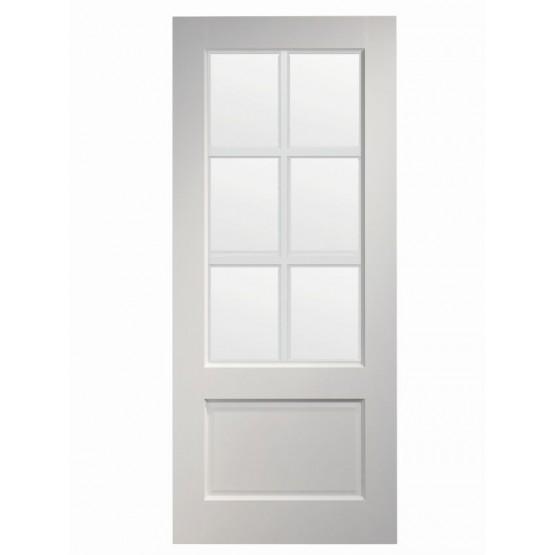 Deanta NM3GB Primed White Door