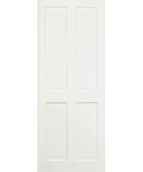 Deanta WM4G Primed Door Unglazed