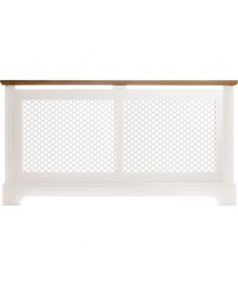 Radiator Cover Georgian Two Tone Large
