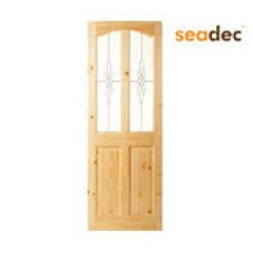 Seadec Red Deal Pre Glazed 4 Panel RD3