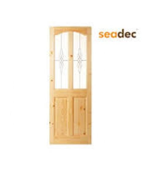 Seadec Red Deal Pre Glazed 4 Panel RD3