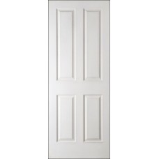 Doras Canterbury Regency Door 4P Woodgrain