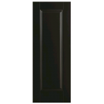 Doras Amsterdam 1P European Black Finish Door