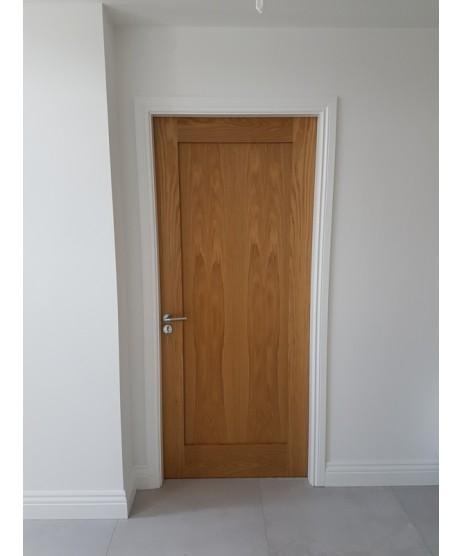 Seadec Hampton Oak Shaker Door