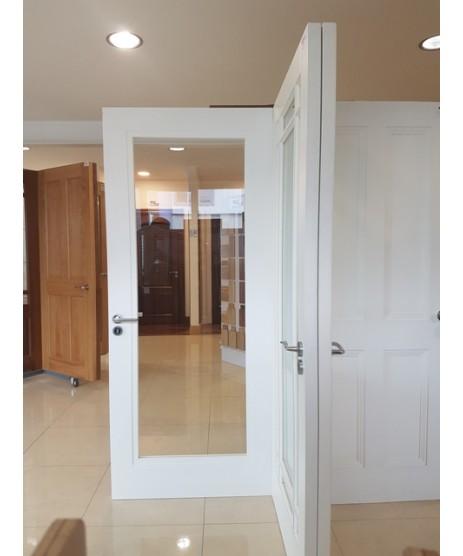 Seadec Madison Primed Glass Door