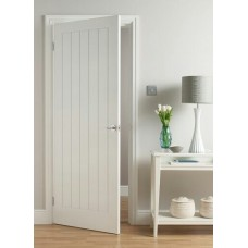 Seadec Nevada Primed White Door