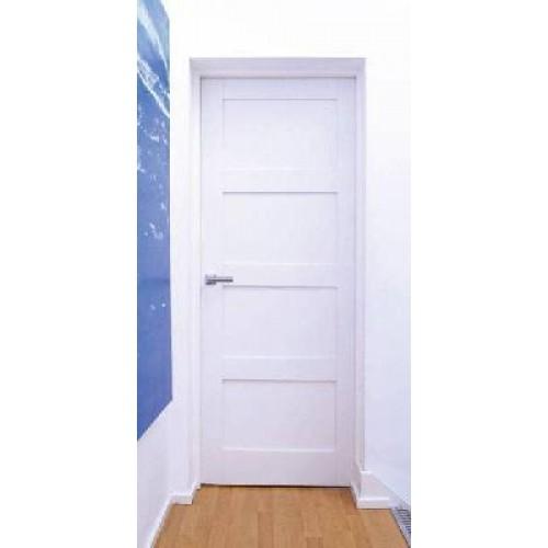 Charmant ... Augusta Primed White Door 4 Panel Shaker ...