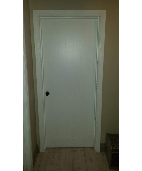 Seadec Nevada Primed White Door