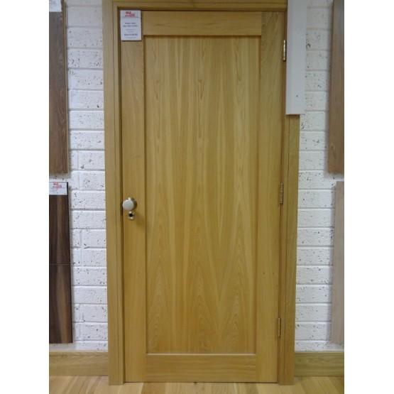 Pre Hung Oak Shaker Door Set