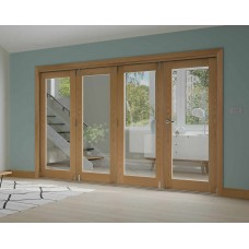 Henderson Husky Bi Folding 40/30 Sliding Door Rail 3M