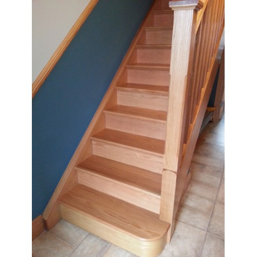Oak Stairs Riser Prefinished