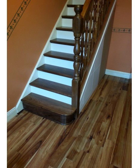 Walnut Stair Step (Thread)