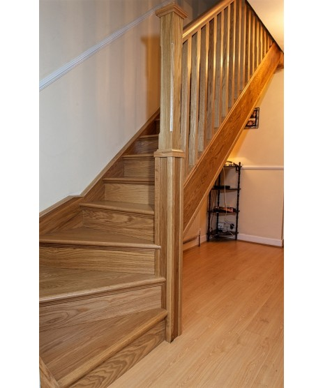 Oak Winder Extension Step
