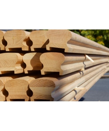 Oak Handrail 2.4 Meter