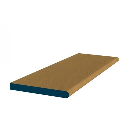 19 x 194mm Pre-Varnished Solid White Oak Window Board (2x2.4m)