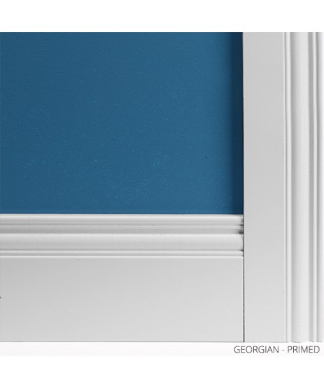 Deanta Georgian Primed Skirting 6""