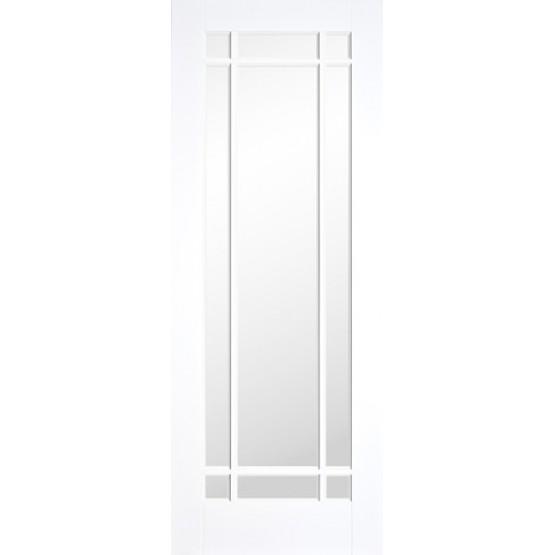 Doras Bora 9 Lite White Primed Door