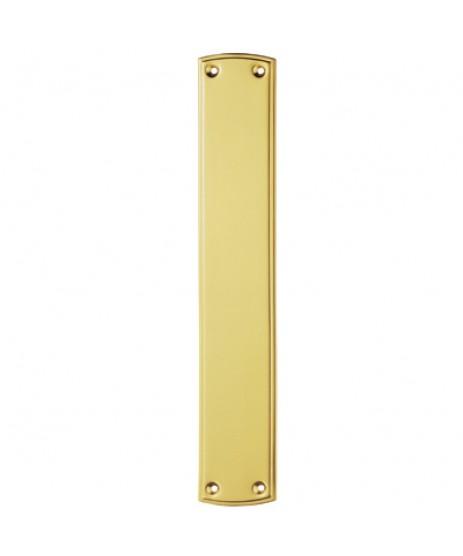 Carlisle Brass Finger Plate PF107