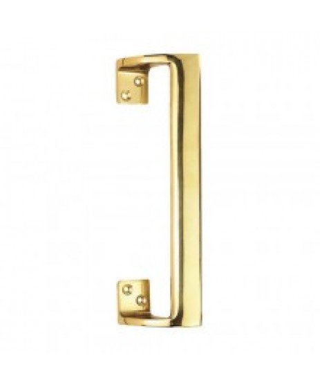 Carlisle Brass Cranked Pull Handle AA90