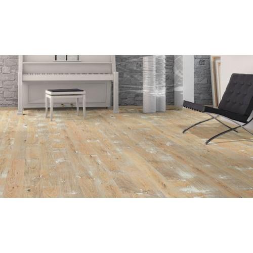 Haro parquet 4000 plank 1 strip oak atelier retro 4v naturalin - Lino imitation parquet leroy merlin ...