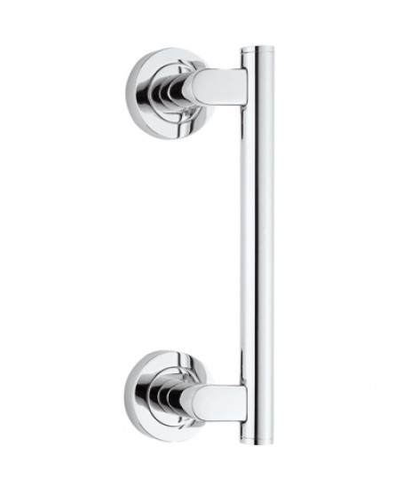 Carlisle Brass Esprit Pull Handle on Rose AA17