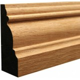 Solid Oak Skirting & Architrave ** FREE DELIVERY** (6)