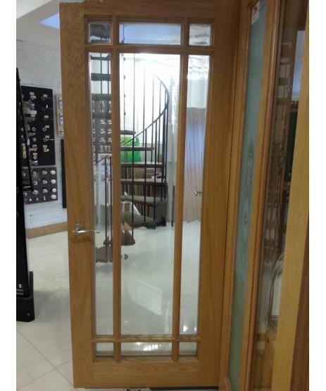 Seadec Arizona Oak Door (Glazed)