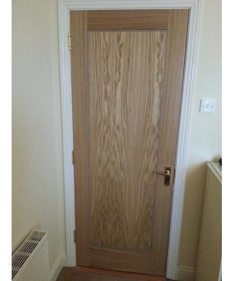 Prestige Girona Oak Door 40mm