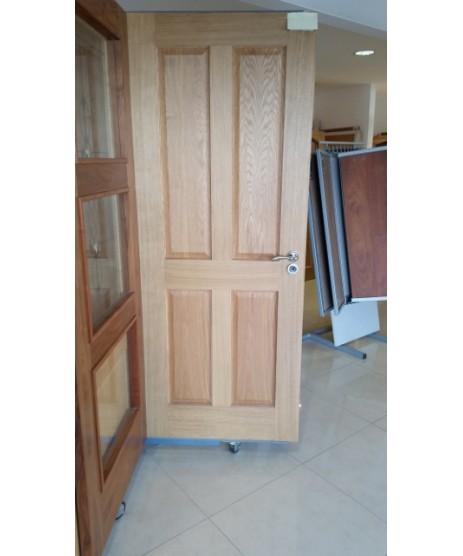 Whiteriver Colonial Oak 4 Panel Door