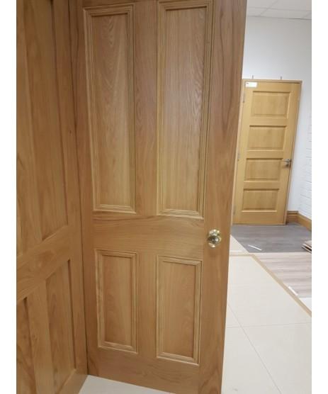 Deanta NM1 Oak Door
