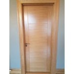Deanta HP12 Contract Oak Door