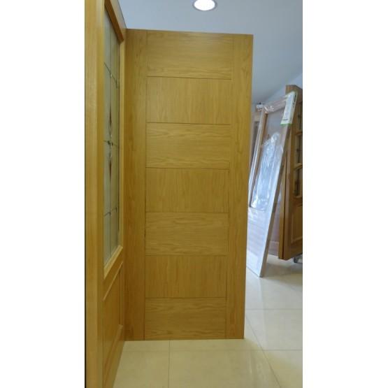 Prestige Catalunya Oak Door