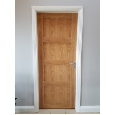 Deanta HP1 Oak Door