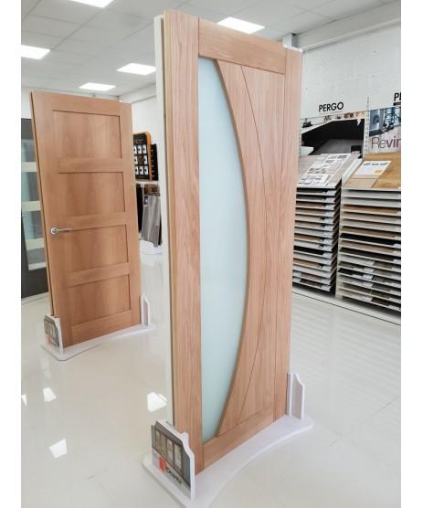 Deanta HP35 Oak Door