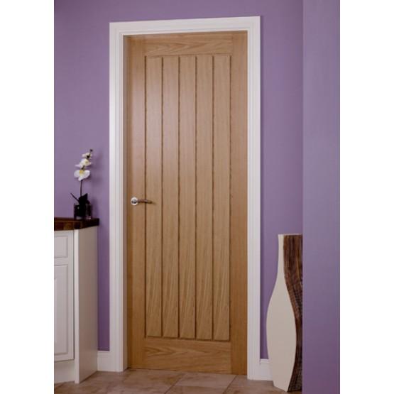 Deanta HP22 Oak Door