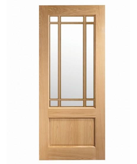 Deanta NM9G Oak Door