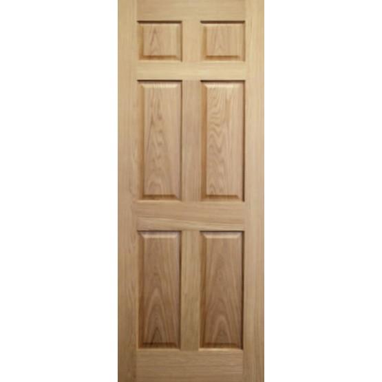 Whiteriver Colonial Oak 6 Panel Door