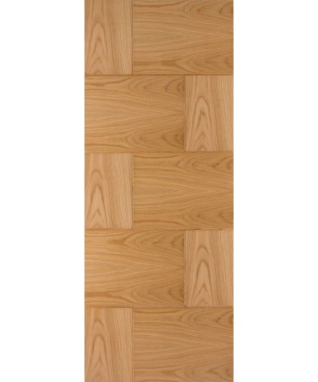 Deanta HP34 Oak Door